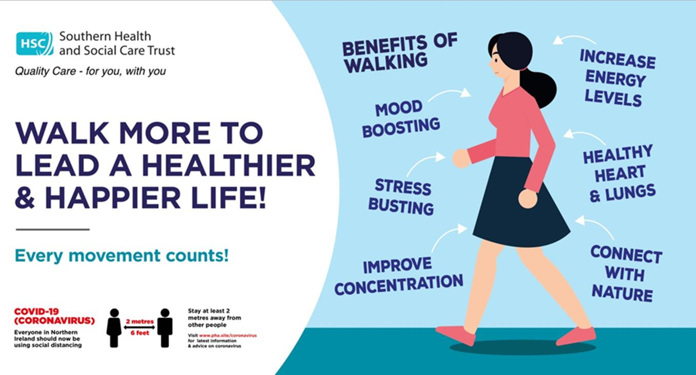 Physical activity banner